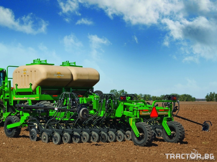 Сеялки Сеялка Great Plains Spartan 607 0 - Трактор БГ