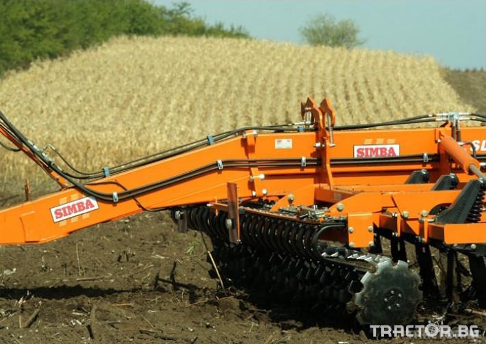 Култиватори Култиватор SIMBA серия SL 3 - Трактор БГ