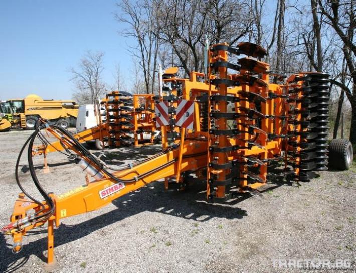 Култиватори Култиватор SIMBA серия SL 6 - Трактор БГ