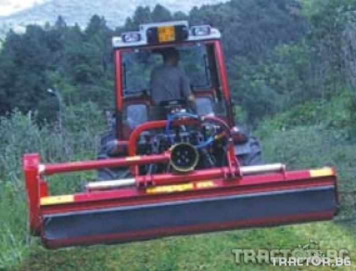 Машини за лозя / овошки Seppi M OLS-FH 1 - Трактор БГ