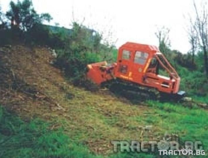 Машини за дърводобив Seppi M за горски стопанства 0 - Трактор БГ