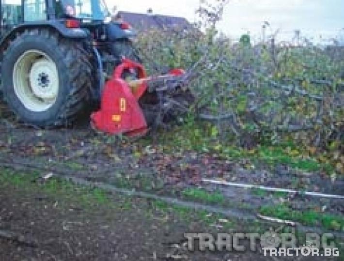 Машини за дърводобив Seppi M за горски стопанства 1 - Трактор БГ