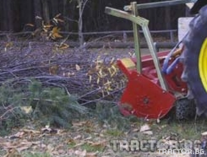 Машини за дърводобив Seppi M за горски стопанства 2 - Трактор БГ