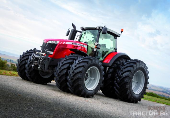 Трактори Massey Ferguson СЕРИЯ 8700 МОДЕЛ 8737 0