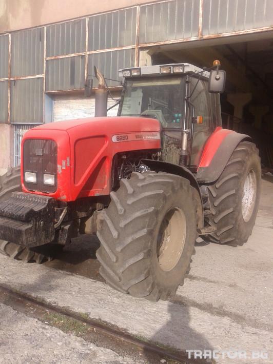 Трактори Massey Ferguson 8280 0 - Трактор БГ