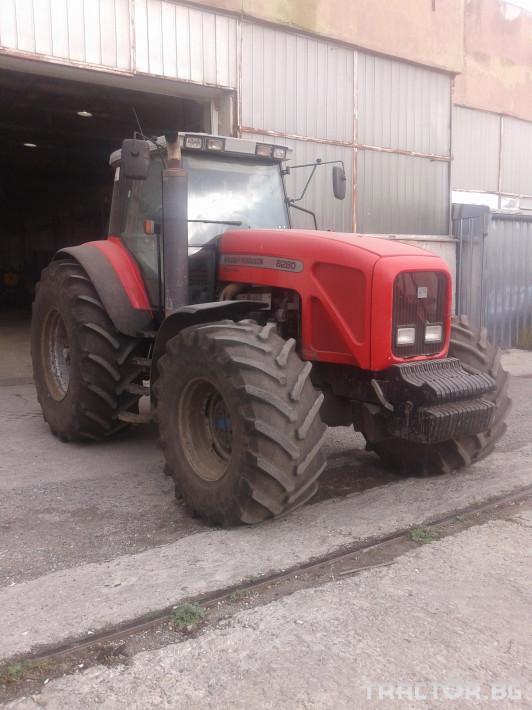 Трактори Massey Ferguson 8280 5 - Трактор БГ