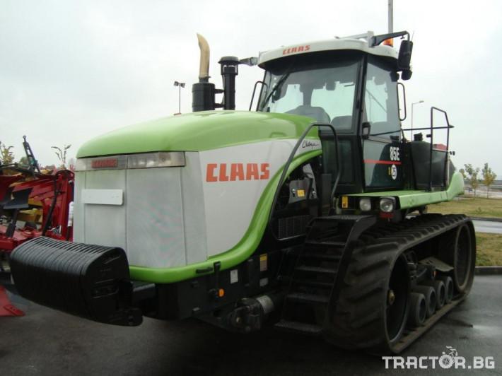 Трактори Claas Challenger 85Е 9 - Трактор БГ