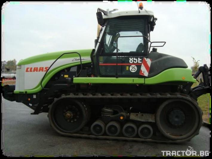 Трактори Claas Challenger 85Е 8 - Трактор БГ
