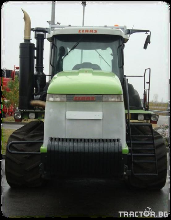 Трактори Claas Challenger 85Е 3 - Трактор БГ
