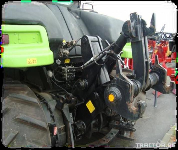 Трактори Claas Challenger 85Е 7 - Трактор БГ