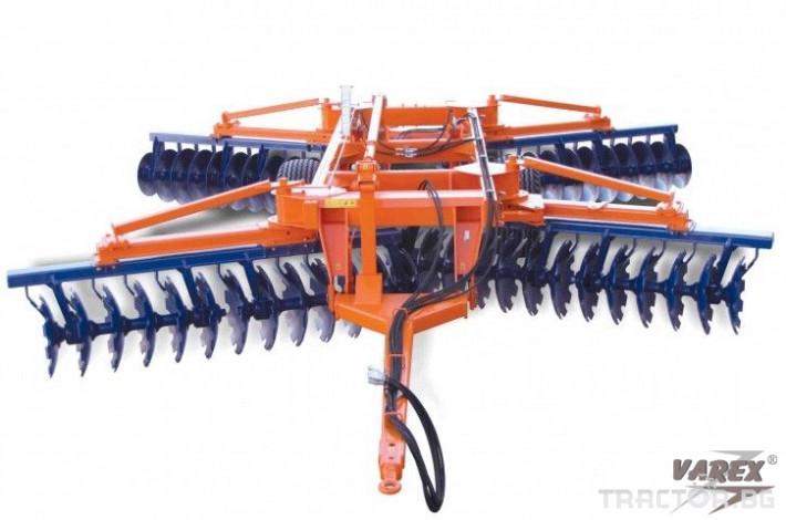 Брани Дискова брана Galucho GXM 0 - Трактор БГ