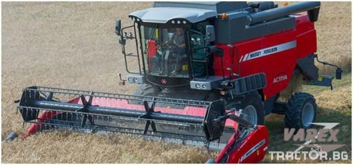 Комбайни MASSEY FERGUSON ACTIVA 7340 0 - Трактор БГ