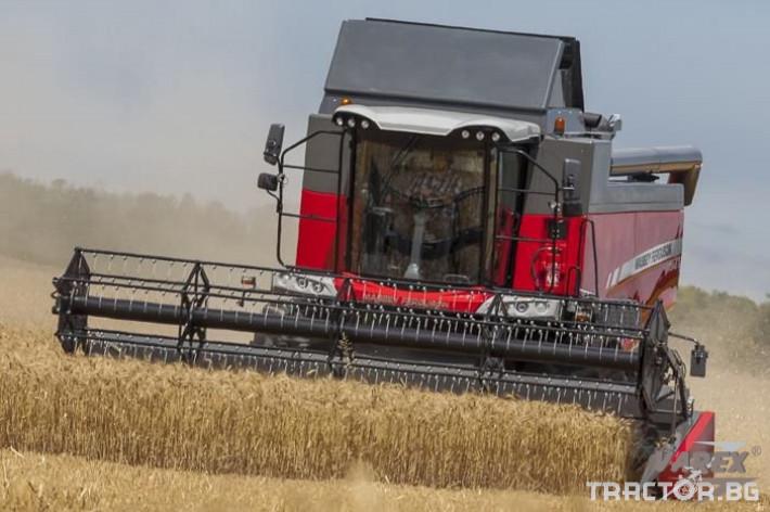 Комбайни MASSEY FERGUSON ACTIVA 7347S MCS 0 - Трактор БГ