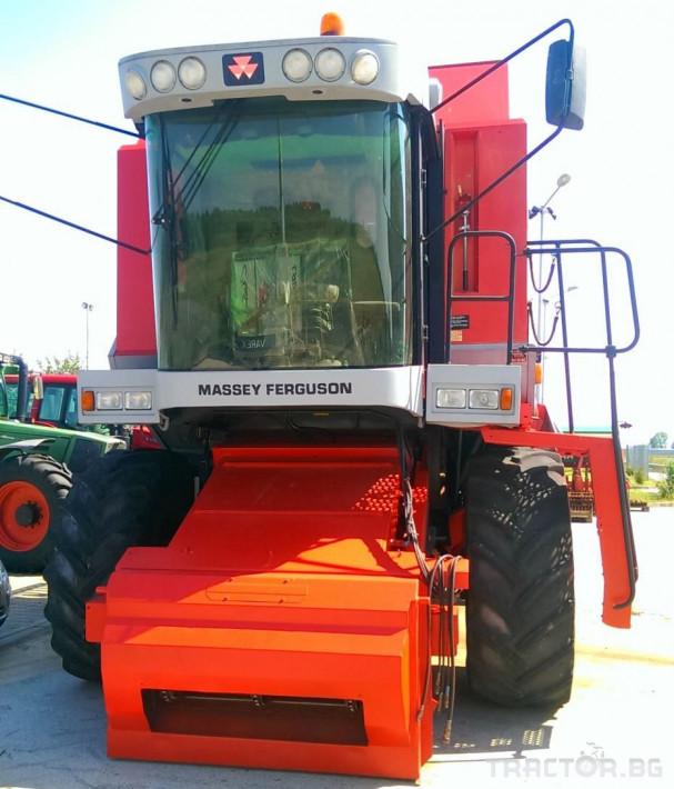 Комбайни Massey Ferguson Употребяван комбайн MF7256 0 - Трактор БГ