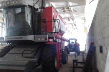 Massey Ferguson Употребяван комбайн MF7272