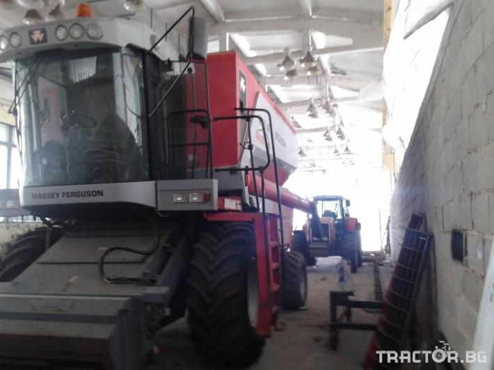 Комбайни Massey Ferguson Употребяван комбайн MF7272 0 - Трактор БГ