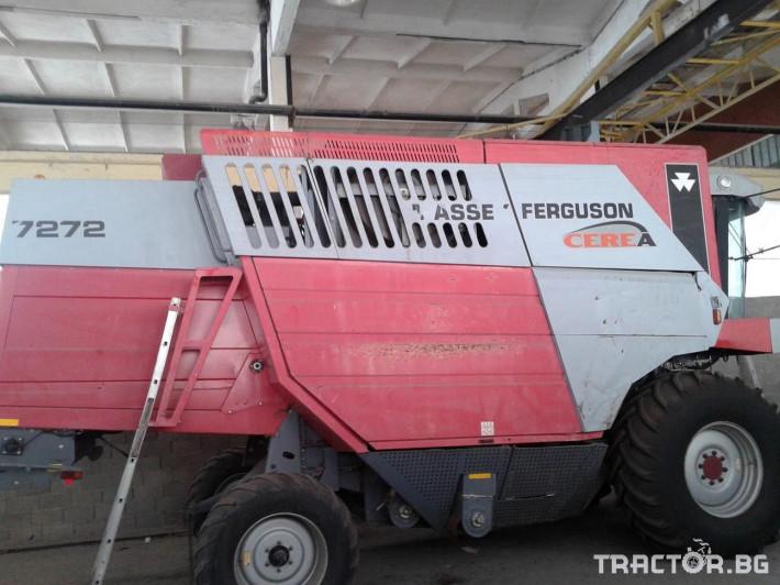 Комбайни Massey Ferguson Употребяван комбайн MF7272 1 - Трактор БГ