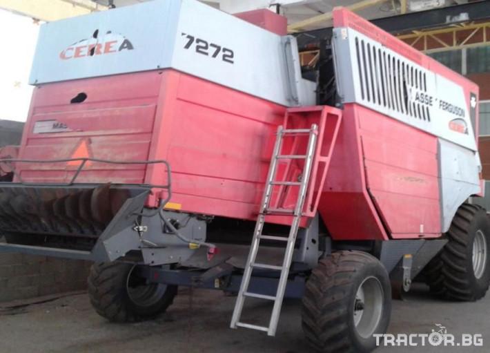 Комбайни Massey Ferguson Употребяван комбайн MF7272 2 - Трактор БГ