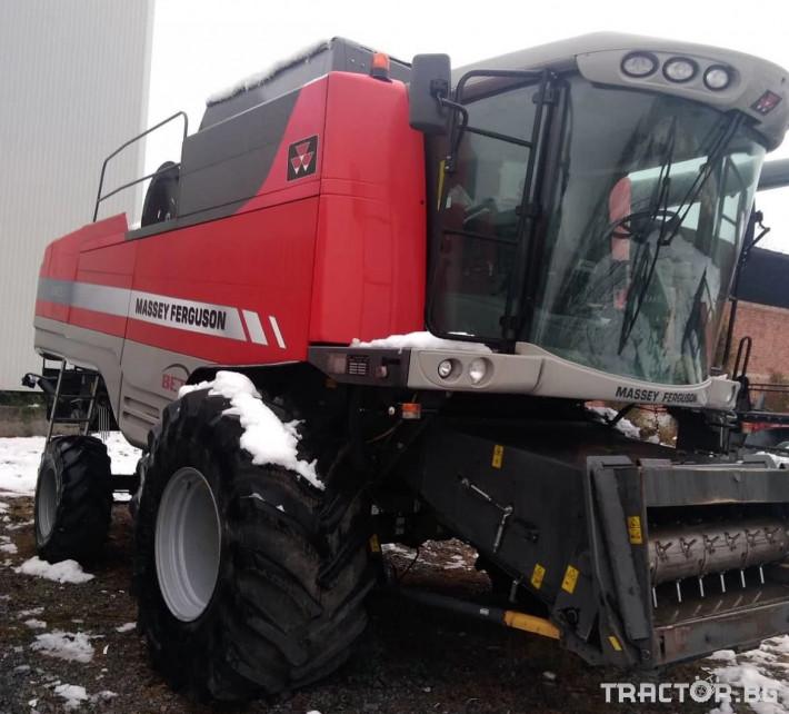 Комбайни Massey Ferguson Употребяван комбайн MF7370 1 - Трактор БГ