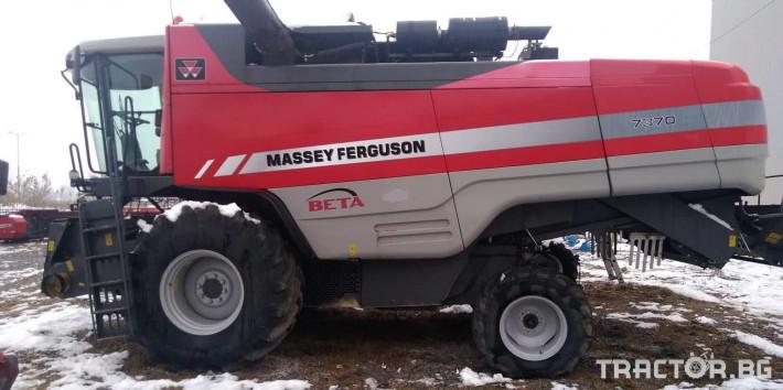 Комбайни Massey Ferguson Употребяван комбайн MF7370 0 - Трактор БГ