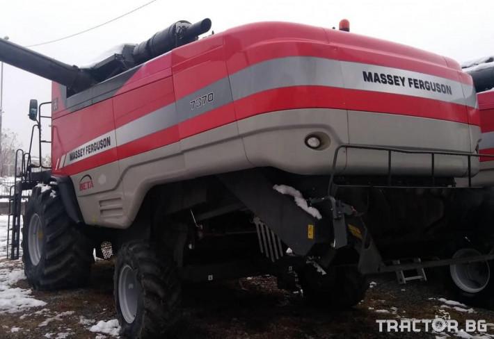 Комбайни Massey Ferguson Употребяван комбайн MF7370 2 - Трактор БГ