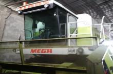 Употребяван комбайн Claas Mega 204