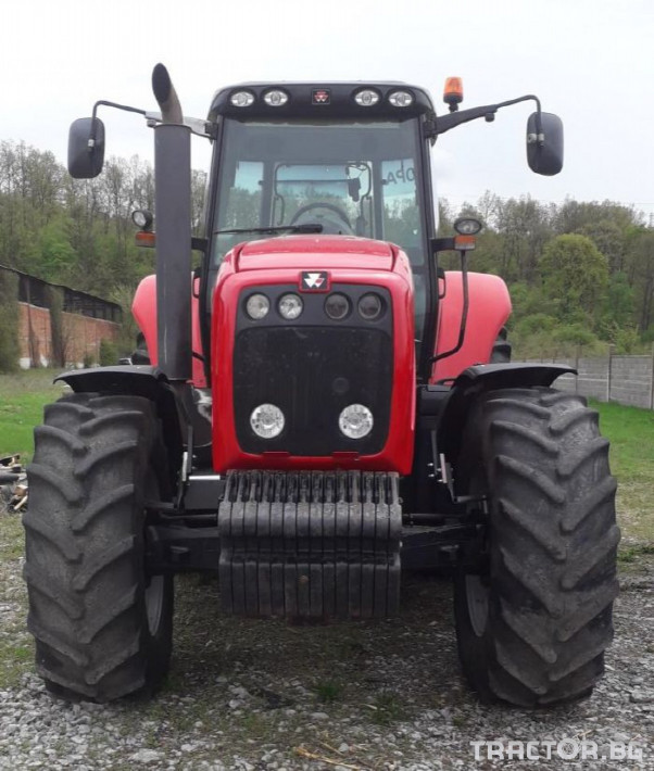 Трактори Massey Ferguson Употребяван трактор MF8460 0