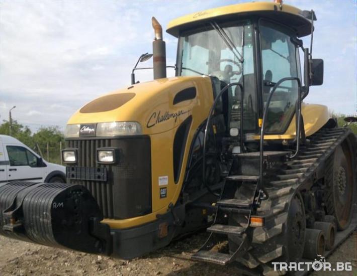 Трактори Challenger Употребяван трактор MT765А 0 - Трактор БГ