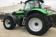 Употребяван трактор Deutz-Fahr AGROTRON X720