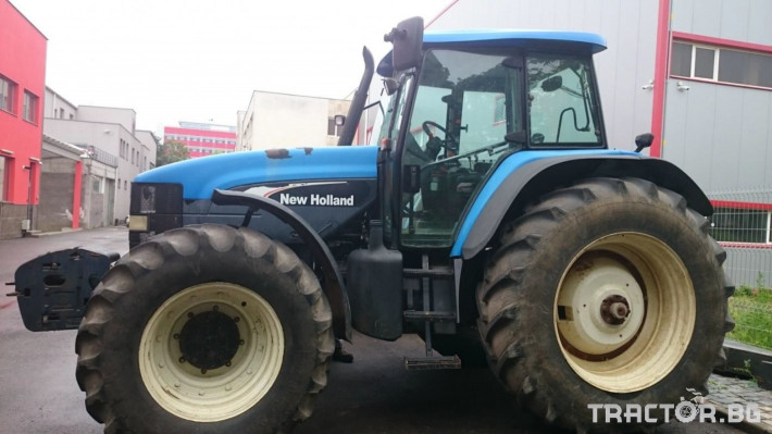 Трактори Употребяван трактор New-Holland ТМ190 0