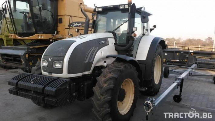 Трактори Valtra Употребяван трактор Т202V 0 - Трактор БГ