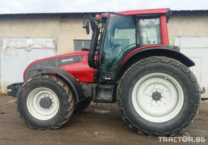 Трактори Употребяван трактор Valtra T191H 0