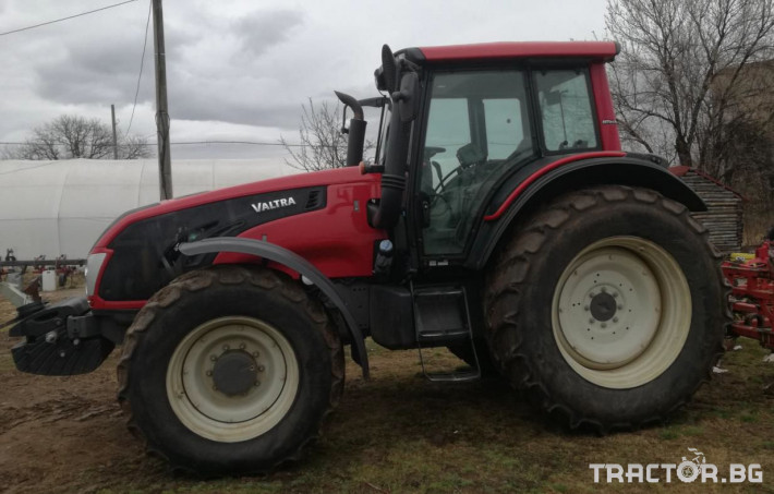Трактори Употребяван трактор Valtra T193H 0