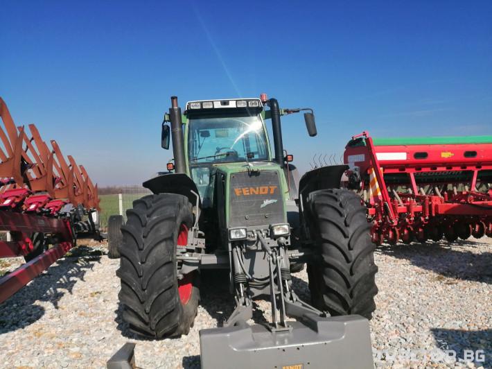 Трактори Fendt Употребяван трактор 926 VARIO 4 - Трактор БГ