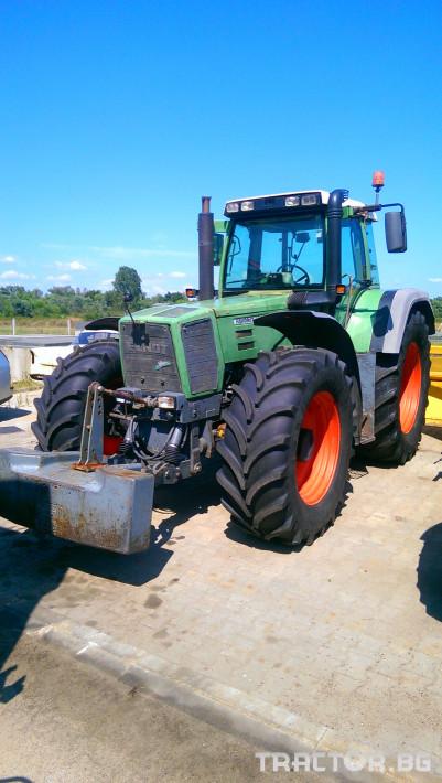 Трактори Fendt Употребяван трактор 926 VARIO 5 - Трактор БГ