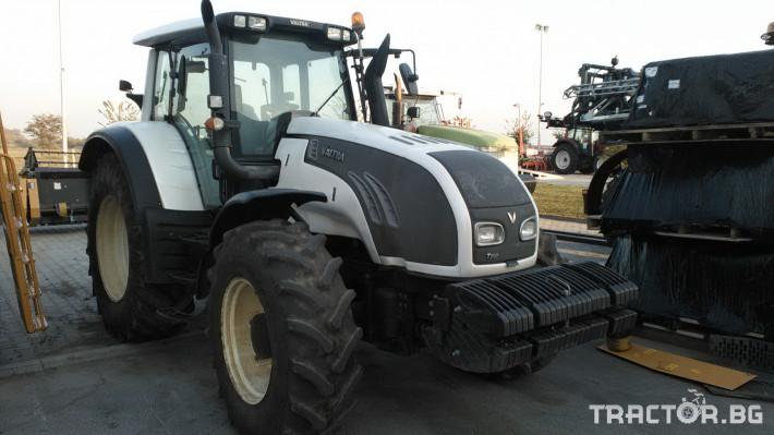 Трактори Valtra Употребяван трактор Т202V 1 - Трактор БГ