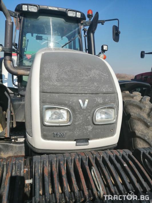 Трактори Valtra Употребяван трактор Т202V 3 - Трактор БГ