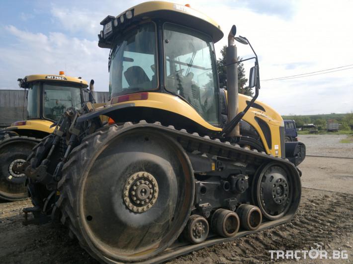 Трактори Challenger Употребяван трактор MT765А 1 - Трактор БГ