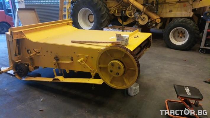 Комбайни New-Holland Употребяван комбайн TX 65 3 - Трактор БГ