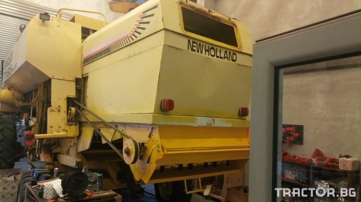 Комбайни New-Holland Употребяван комбайн TX 65 5 - Трактор БГ