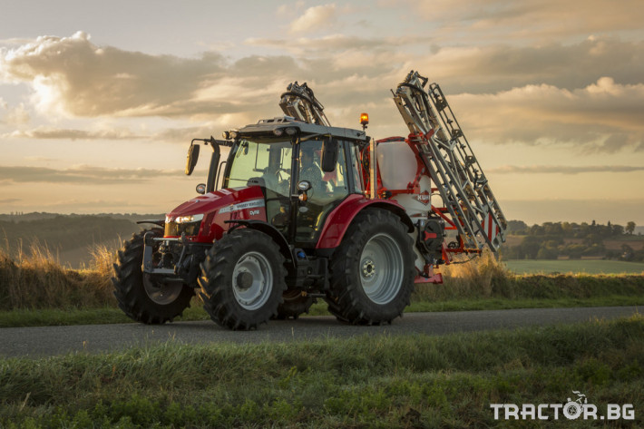 Трактори Massey Ferguson 5713S 1 - Трактор БГ