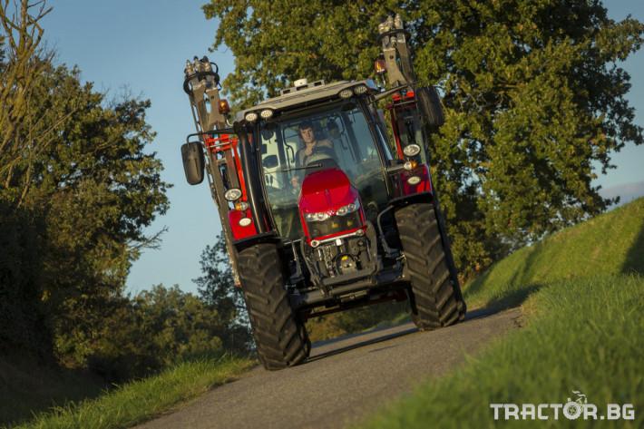 Трактори Massey Ferguson 5713S 2 - Трактор БГ