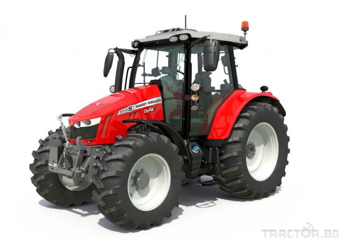 Трактори Massey Ferguson 5713S 0 - Трактор БГ