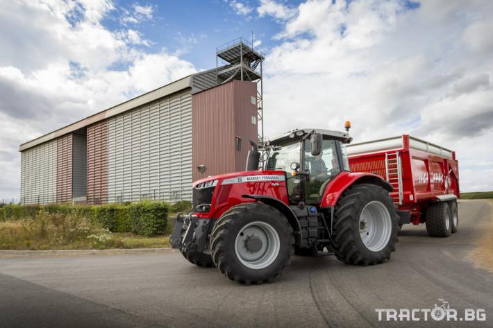 Трактори Massey Ferguson 7720S 2 - Трактор БГ