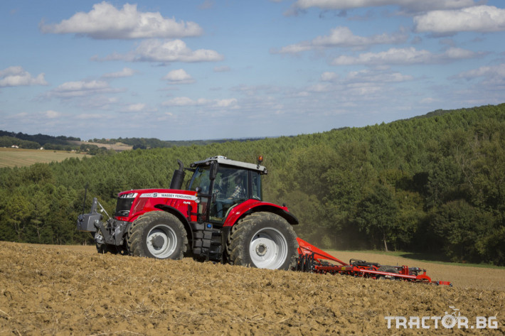 Трактори Massey Ferguson 7720S 1 - Трактор БГ