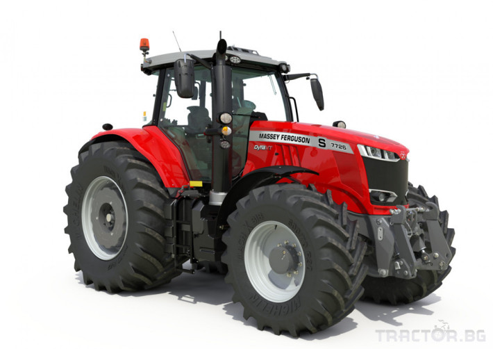 Трактори Massey Ferguson 7726S 0 - Трактор БГ