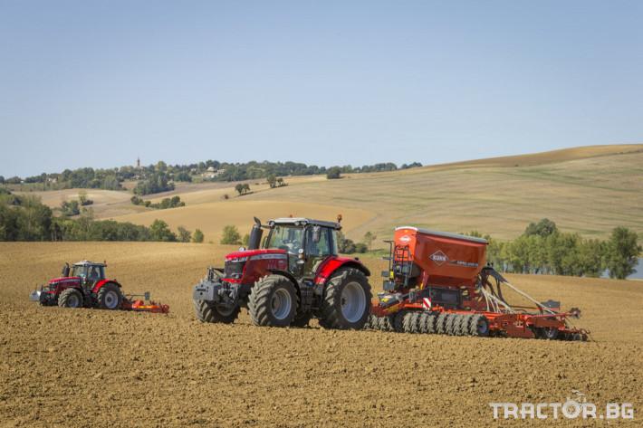 Трактори Massey Ferguson 7726S 1 - Трактор БГ
