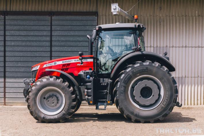 Трактори Massey Ferguson 8740S 2 - Трактор БГ