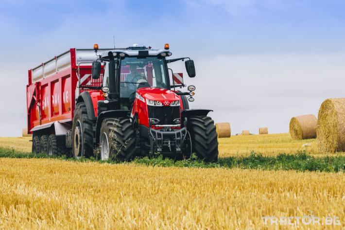 Трактори Massey Ferguson 8740S 3 - Трактор БГ
