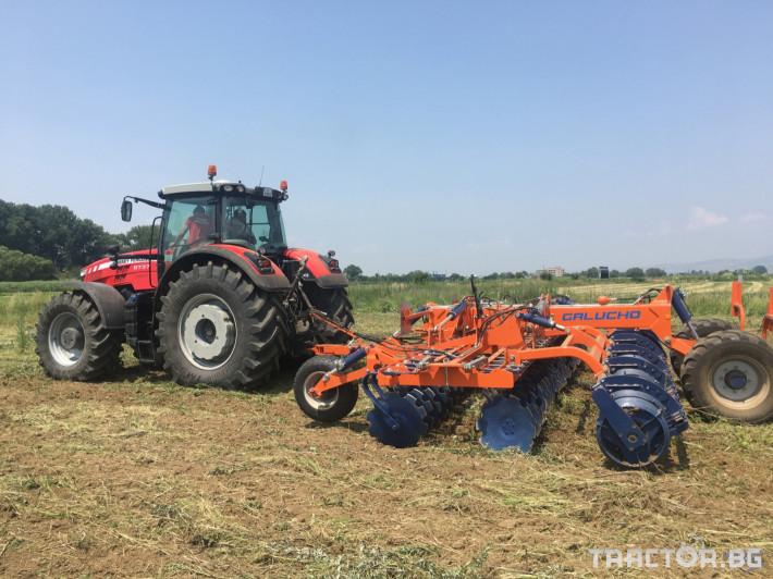 Брани Galucho GDM 520 0 - Трактор БГ
